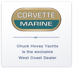 Corvette Marine Badge Logo